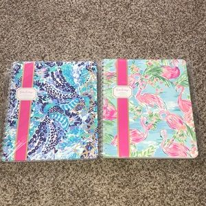 Lilly Pulitzer notebooks Wave After Wave Floridita